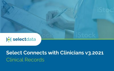Select Connects with Clinicians v3.2021